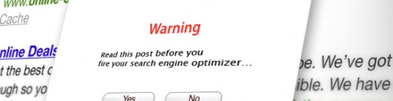 Before You Fire Your Search Engine Optimize